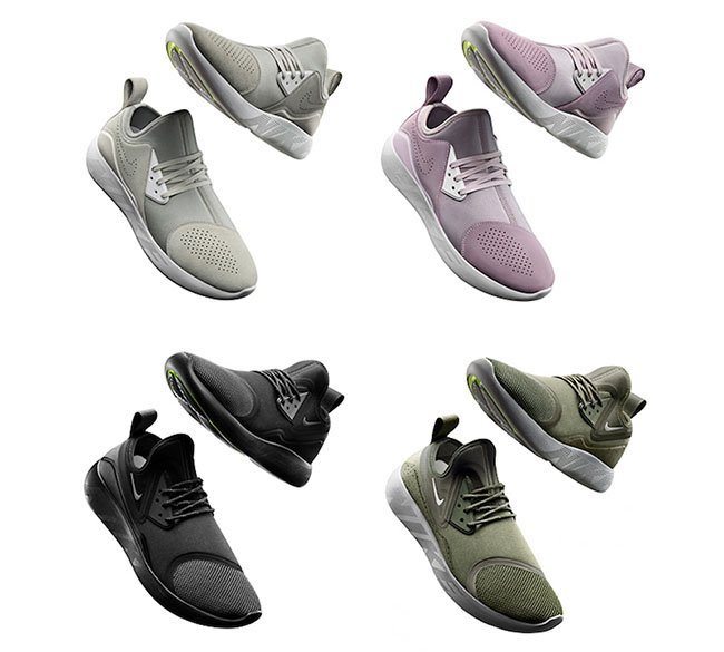 Nike LunarCharge Charge The City Collection