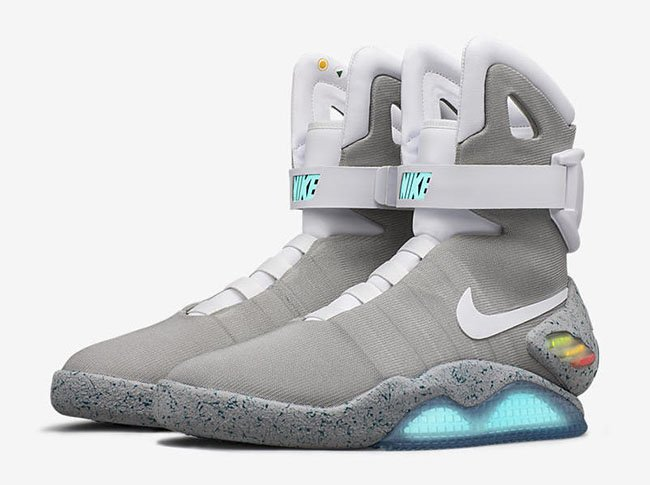 Nike Mag Power Lacing