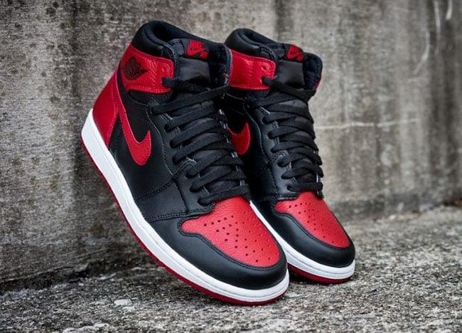 Nike NYC Air Jordan 1 Restock