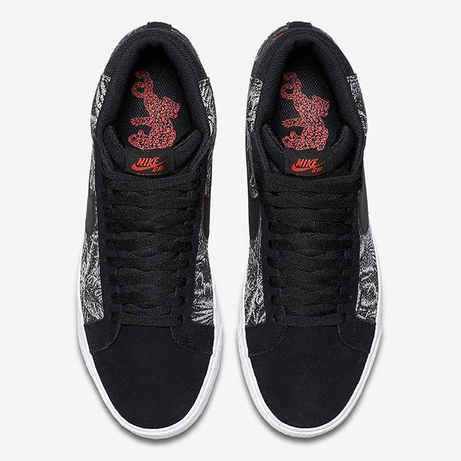 Nike SB Blazer Leopard Release Date