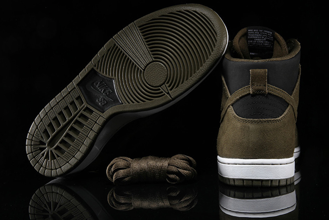 Nike Sb Dunks Altos Furgonetas En Blanco Y Negro 7swYzp5B