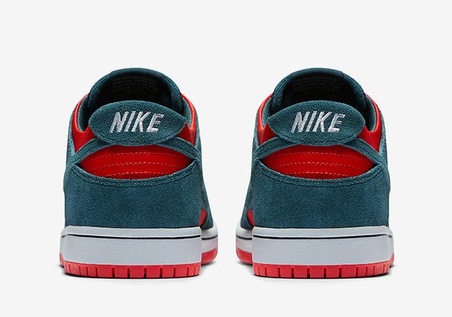 Nike SB Dunk Low Reverse Shark Release Date