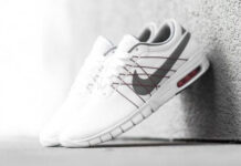 Nike SB Koston Max Summit White University Red