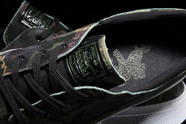 Nike SB Zoom Stefan Janoski Camo