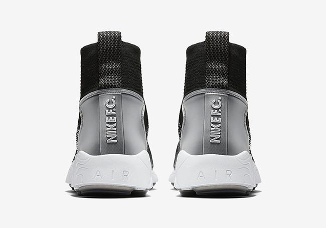 Nike Zoom Mercurial Flyknit Black White