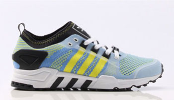 Palace adidas EQT Running Support 93 Fluro Yellow