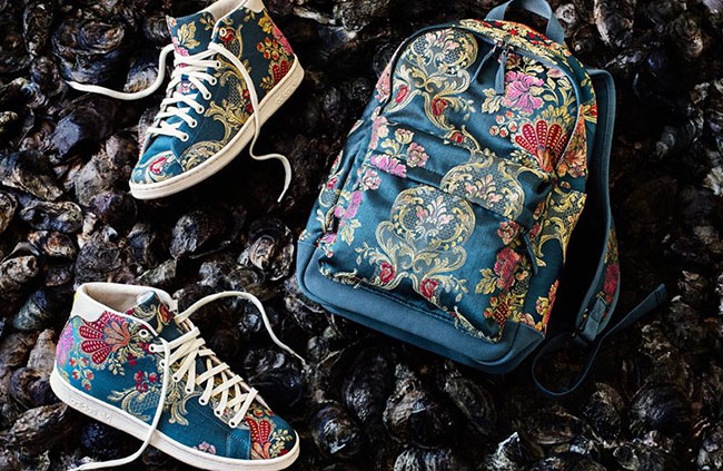 Pharrell adidas Jacquard Floral Pack