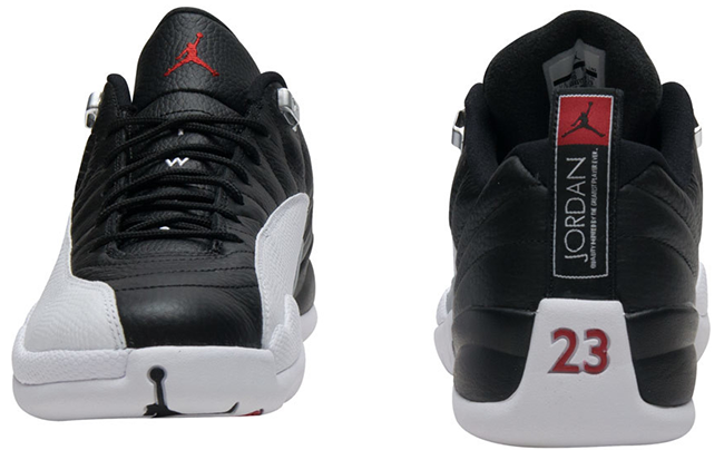 Playoffs Air Jordan 12 Low