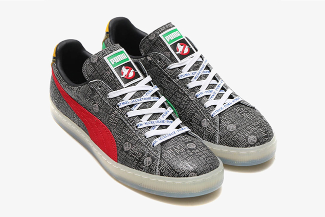 atmos x Secret Base x Puma Ghostbusters Pack