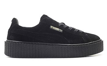 Puma Creeper Velvet Black
