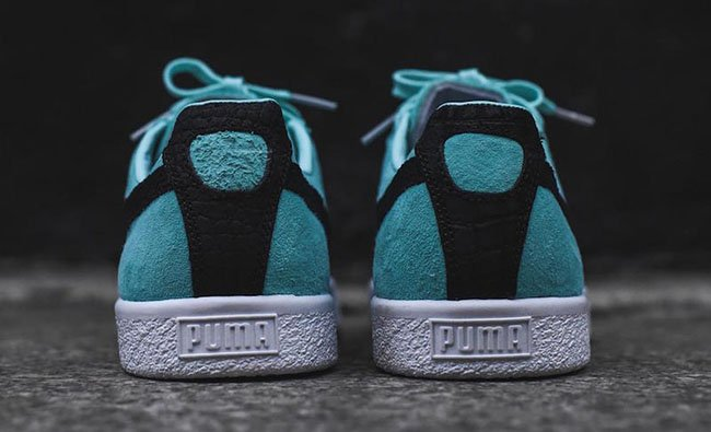 Puma x Diamond Supply Co. Clyde Tiffany Blue