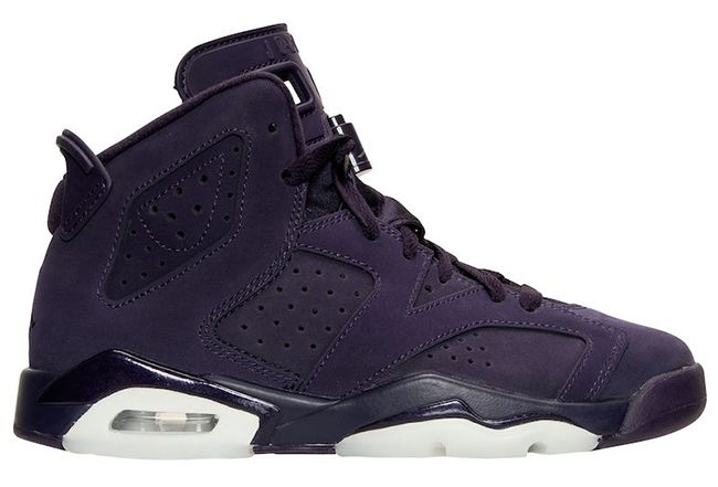 Purple Dynasty Air Jordan 6 GS