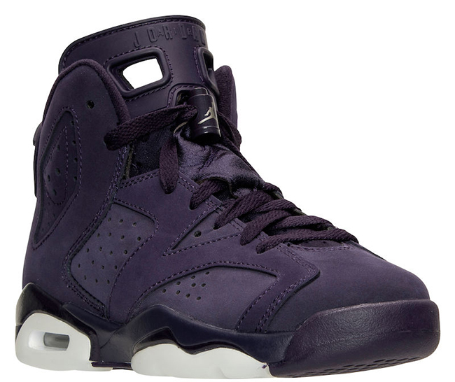 Purple Dynasty Air Jordan 6 GS