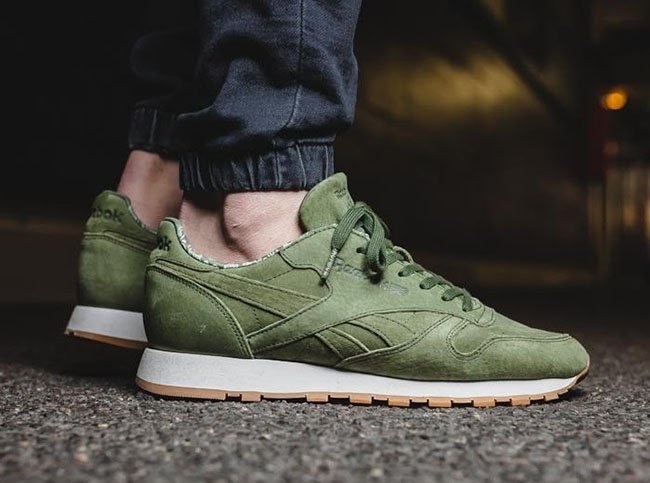 Reebok Classic Leather TDC Olive