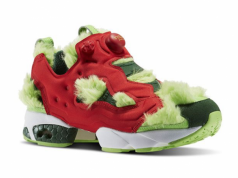 Reebok Insta Pump Fury Grinch