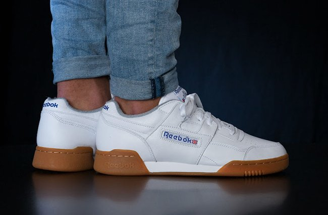 b26a2f43dc81e Buy reebok workout low white gum   OFF31% Discounted