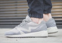 Saucony Grid 8000 Dirty Snow