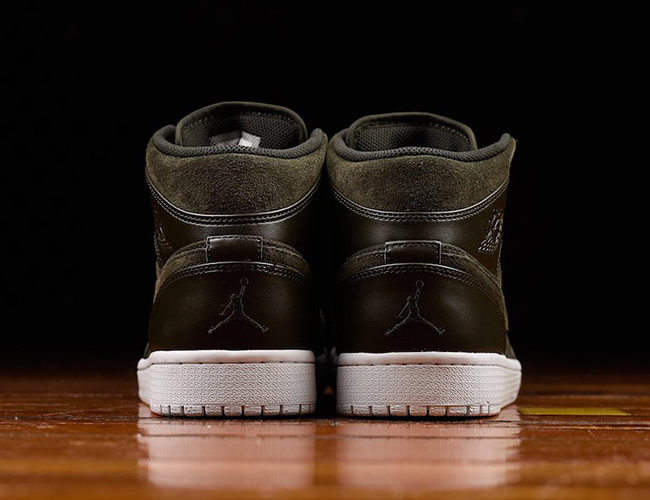 Sequoia Air Jordan 1 Mid