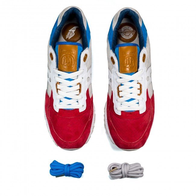 Sneakers76 x Saucony Shadow 5000 Release Date