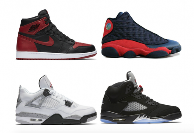 The Closet Inc Best Of 2016 Restock Air Jordans Nikes