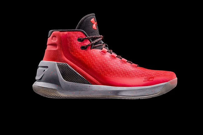 75fe2dc3a362 Under Armour Curry 3 Red Hot Santa Release Date