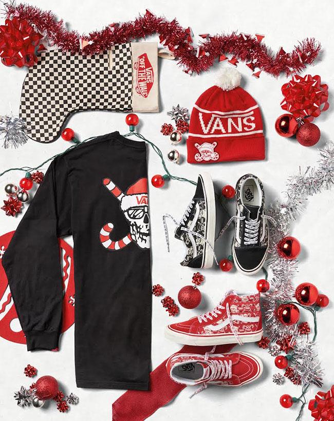 Vans Van Doren Christmas 2016 Collection