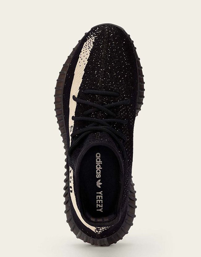 Yeezy Boost 350 V2 Black White