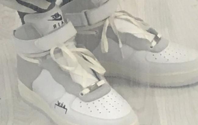 1b256b3a A-Cold-Wall x Nike Air Force 1 High Collaboration May Release via Brian