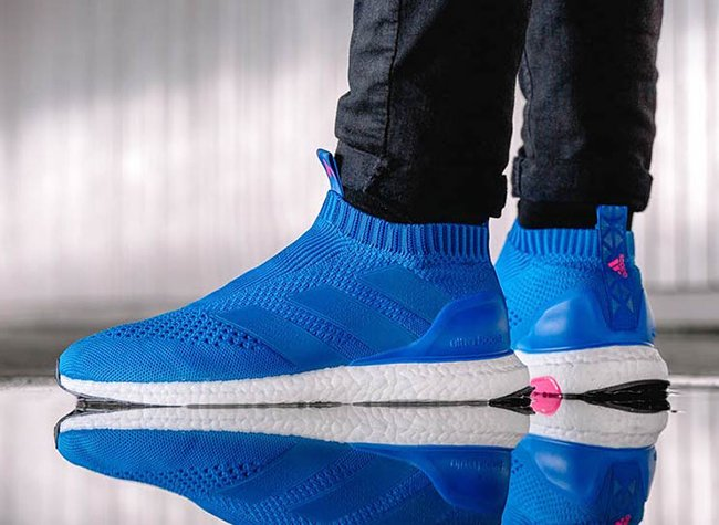 adidas ACE 16+ Ultra Boost Blue Blast