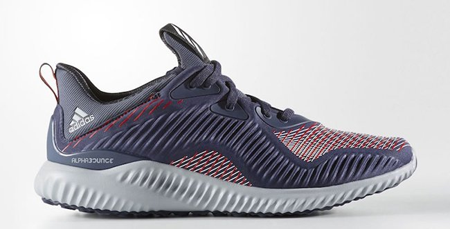 0138bc8d2 adidas AlphaBounce Haptic Midnight Grey BB9051