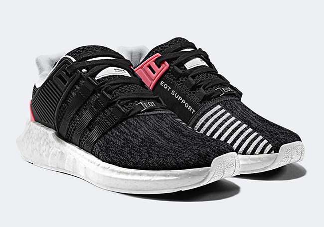 adidas EQT 91-17 Boost Turbo Red BB1234