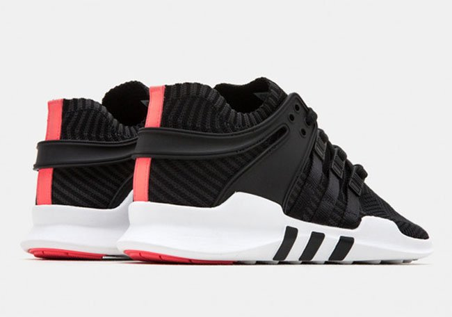 adidas EQT ADV Support Primeknit Black Turbo