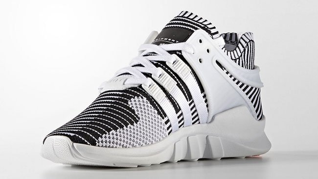 UNBOXING #5 ADIDAS EQT 93/17 TURBO WHITE (DOUBLE ON