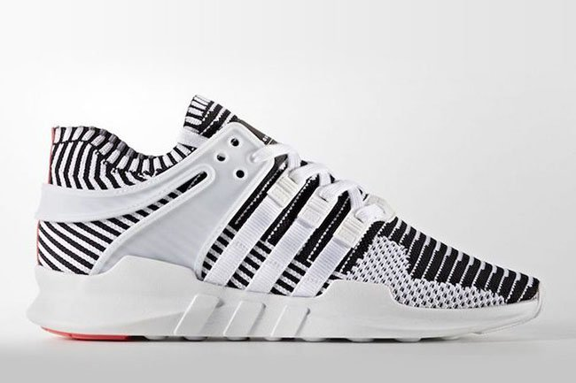 Where To Buy adidas EQT Support 93/17 White/Turbo Red ArthaYantra