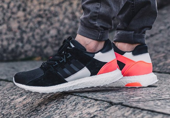 adidas EQT Support Ultra Boost Turbo Red