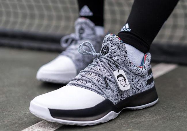 adidas Basketball Black History Month