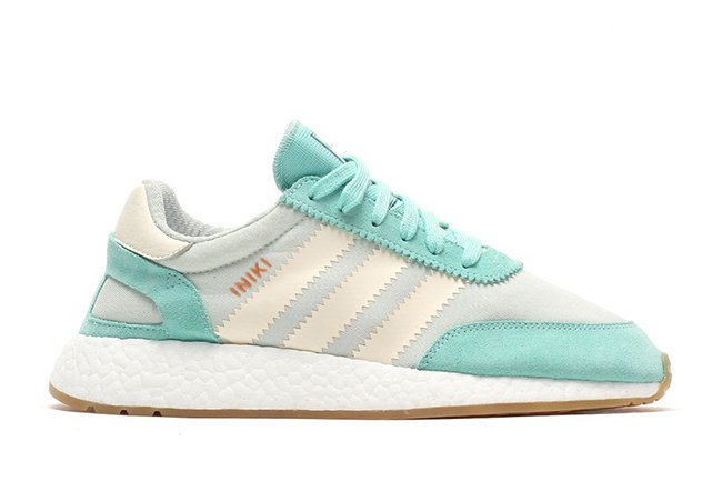 adidas Iniki Runner Boost Easy Green