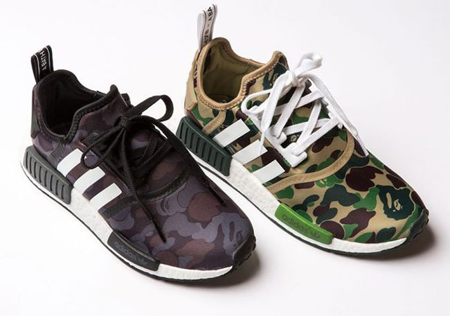 adidas NMD Bape Europe Release Date