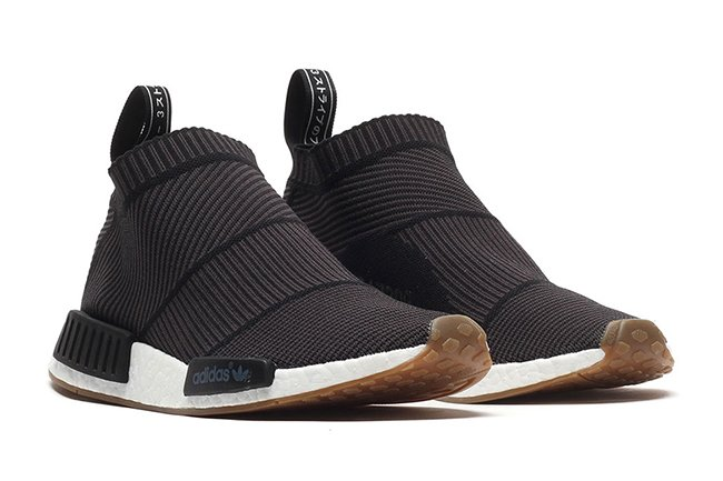 adidas NMD City Sock Black Gum Release Date