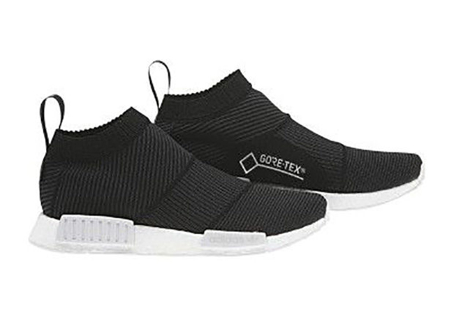 the latest 73098 71787 low-cost Detailed Look at the adidas NMD City Sock Gore Tex