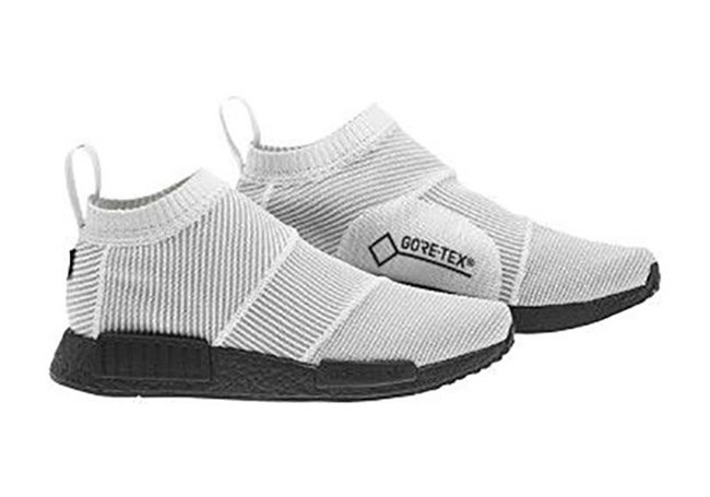 adidas NMD City Sock Gore-Tex White Black