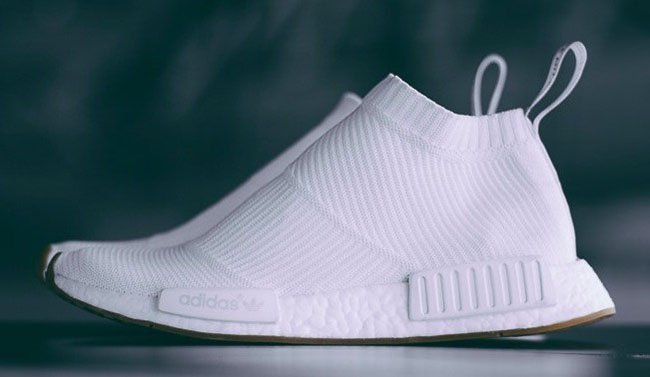 adidas NMD City Sock White Gum Release Date
