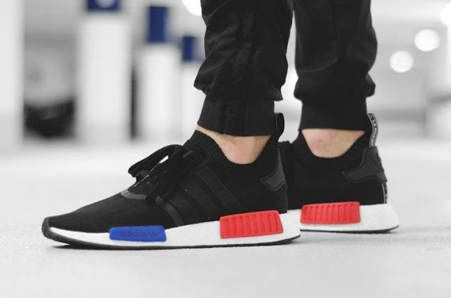 buy popular 385aa 0eceb adidas NMD OG 2017 On Feet