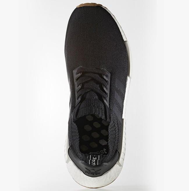 adidas NMD R1 Primeknit Black Gum Pack