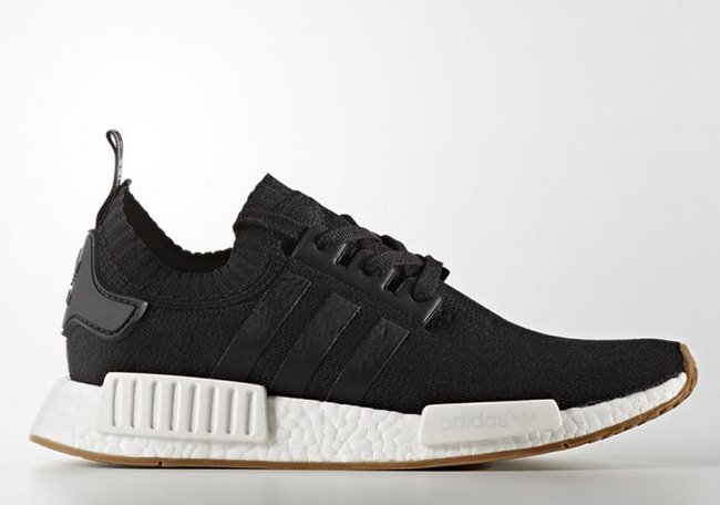 adidas NMD R1 Primeknit Gum Pack Release Date