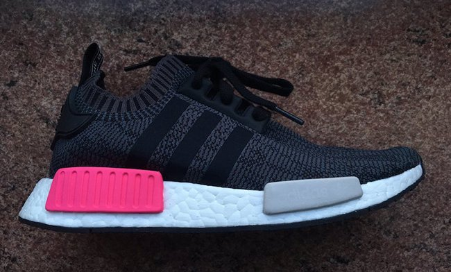 Adidas NMD R1 'Black/Grey'