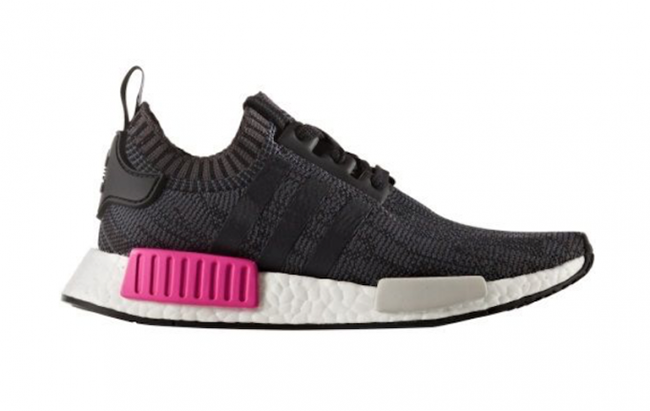 adidas NMD R1 Primeknit Shock Pink Release Date