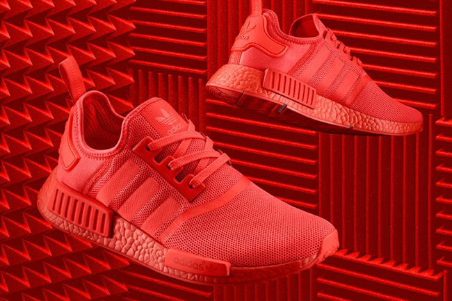 c20c9737a adidas NMD R1 Solar Red S31507