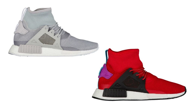 adidas NMD XR1 Winter Release Dates Colorways