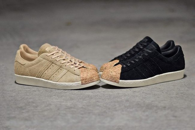 adidas Originals Superstar 80s Cork Pack